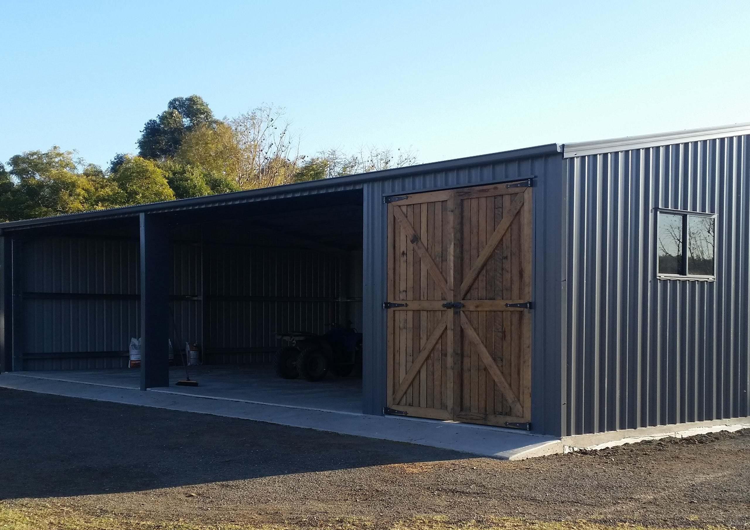 Shed Barn Hunter Valley | MLC FAB Hunter Valley Branxton