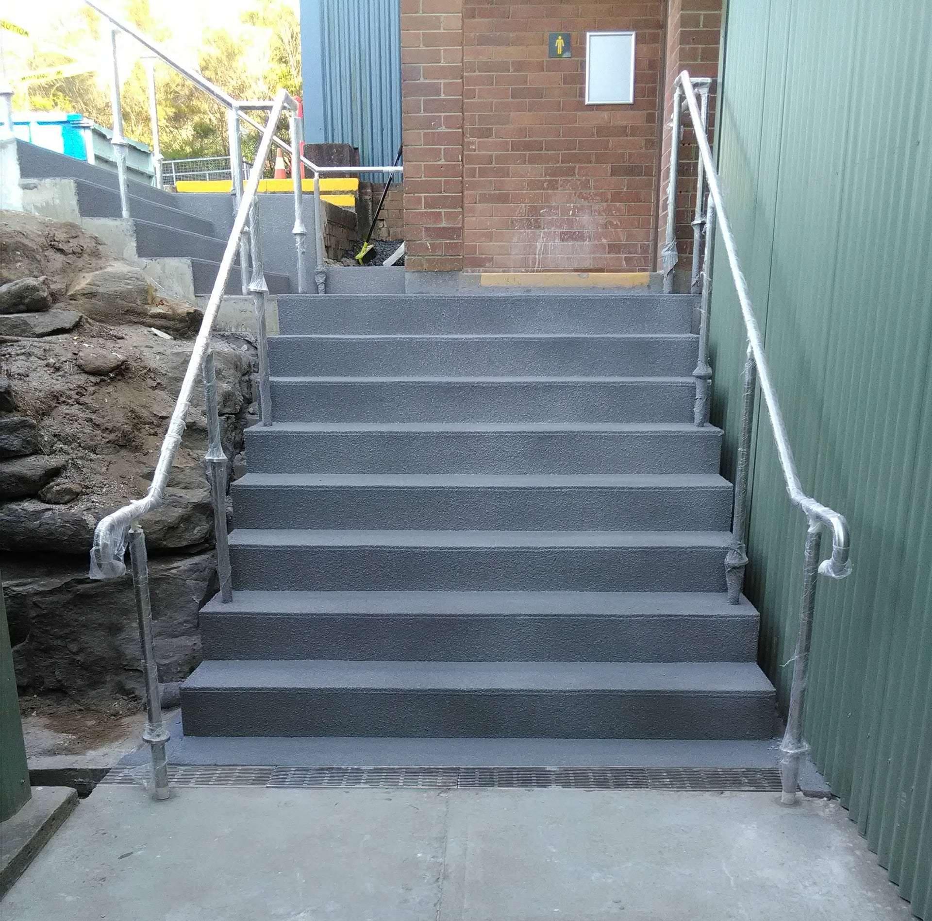 Custom Staircase construction Hunter Valley | MLC FAB Hunter Valley Branxton