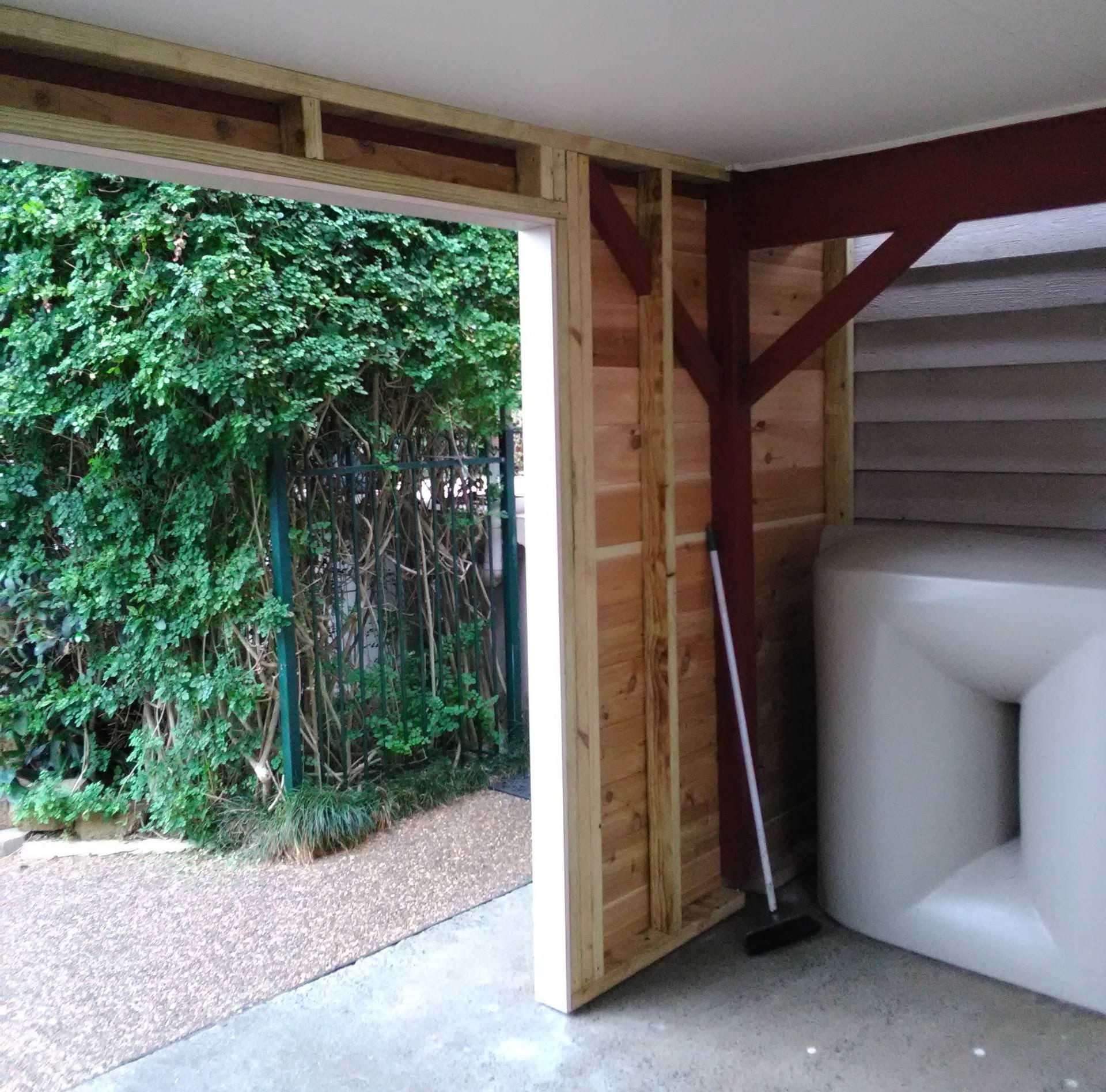 MLC Fab carport conversion - Hunter Valley, Branxton, Sydney, Newcastle - Saratoga