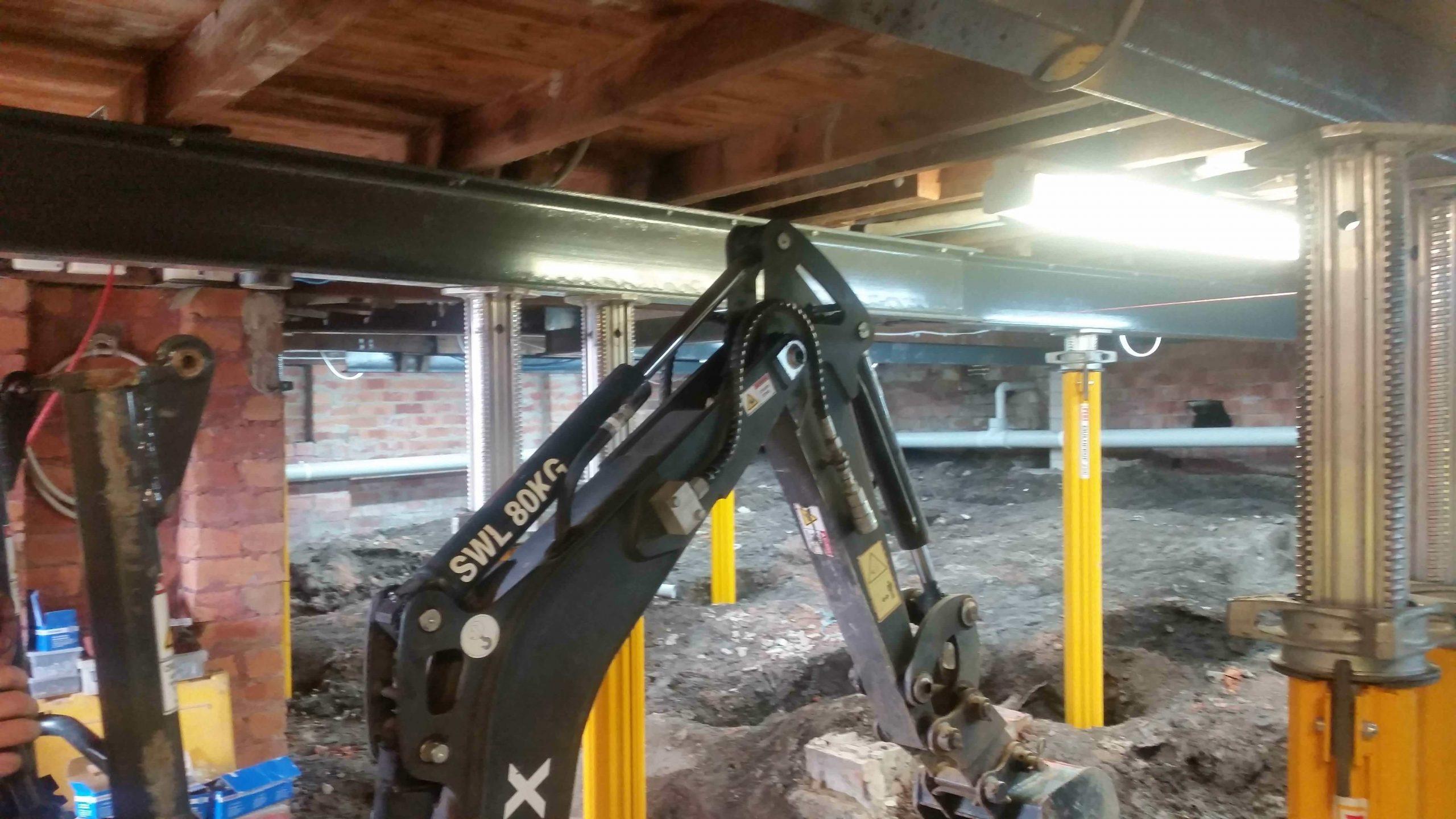 MLC Fab - Pier Replacement - Repiering Hunter Valley, Branxton, Newcastle, Maitland
