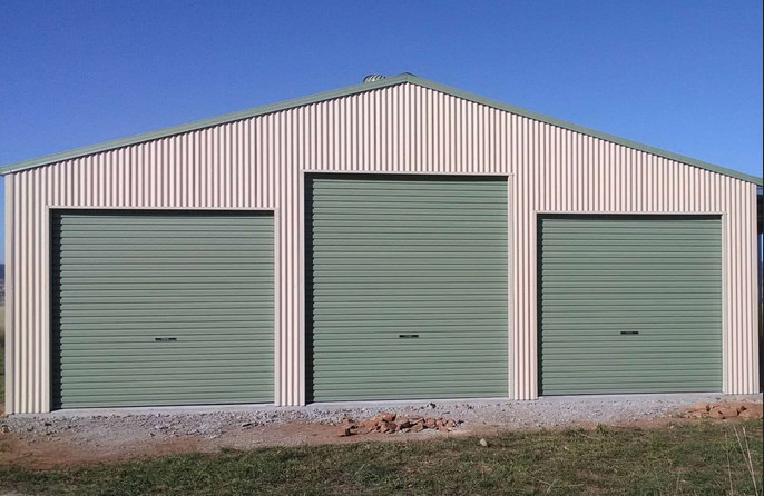 Sheds Hunter Valley | MLC FAB Hunter Valley Branxton Sheds