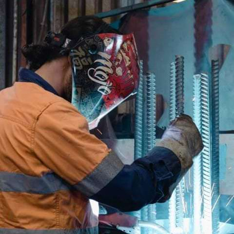 Welding Hunter Valley | MLC FAB Hunter Valley Branxton Welder